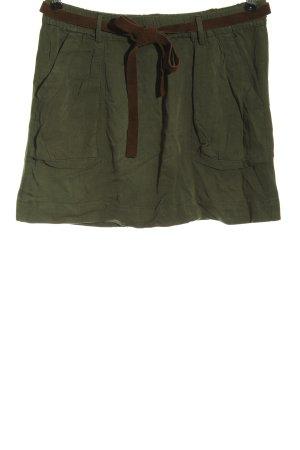 Mango Suit Minirock khaki Casual-Look