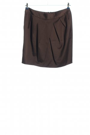 Mango Suit Minirock braun Casual-Look
