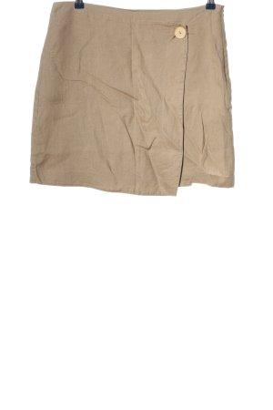 Mango Suit Minirock creme Casual-Look