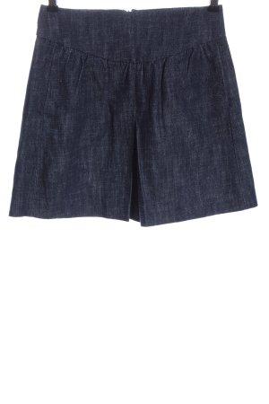 Mango Suit Minirock blau Casual-Look