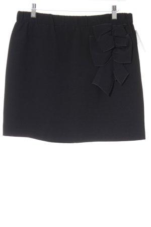 Mango Suit Minirock schwarz Elegant