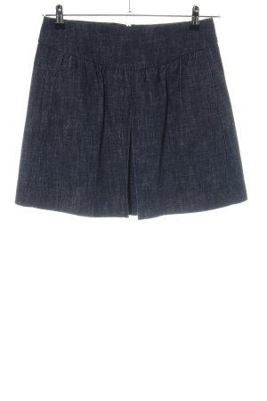 Mango Suit Minirock schwarz meliert Casual-Look