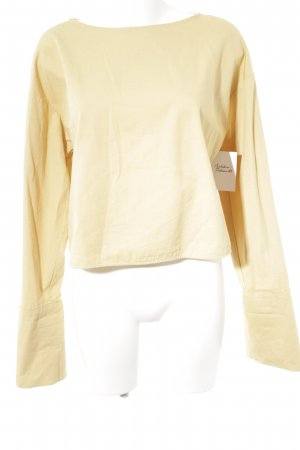 Mango Suit Oversized Shirt dunkelgelb Casual-Look