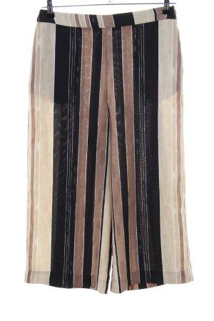 Mango Suit Pantalone palazzo motivo a righe elegante