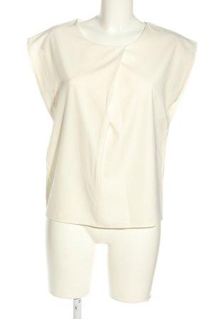Mango Suit Camicetta da notte bianco sporco stile casual