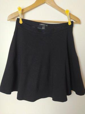 MANGO Suit schwarzer Rock, gefüttert EUR S, US XS