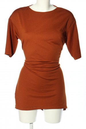 Mango Suit Chemisier arancione chiaro stile casual