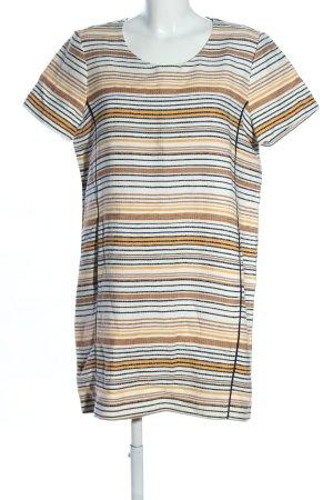 Mango Suit Shirtkleid Streifenmuster Casual-Look