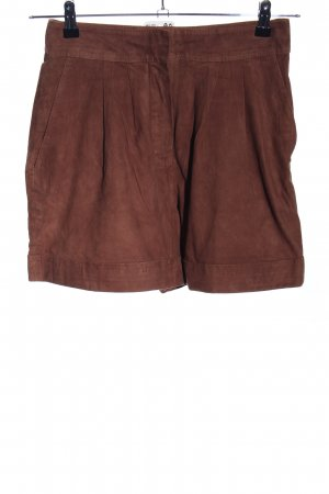 Mango Suit Shorts braun Casual-Look