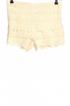 Mango Suit Shorts creme Casual-Look