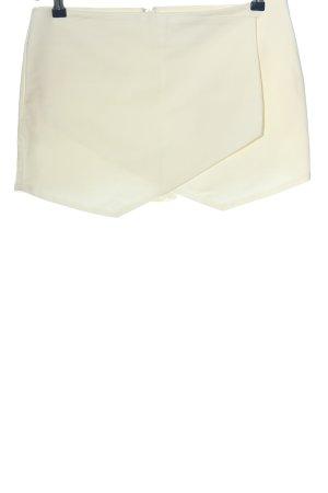 Mango Suit Skort blanc style décontracté