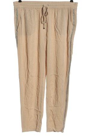 Mango Suit Stoffhose creme Casual-Look