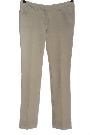 Mango Suit Stoffhose braun Casual-Look