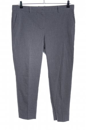 Mango Suit Stoffhose hellgrau meliert Business-Look
