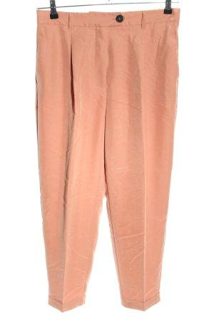 Mango Suit Stoffhose nude Casual-Look