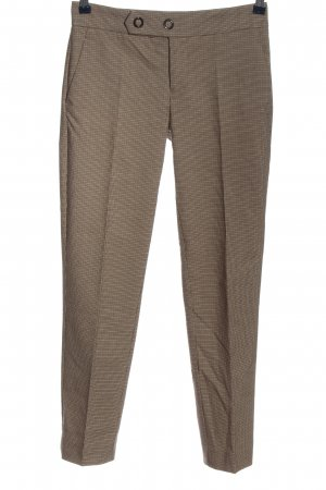 Mango Suit Stoffhose Karomuster Business-Look