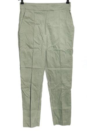Mango Suit Stoffhose hellgrau Casual-Look