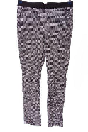 Mango Suit Pantalón elástico gris claro-negro look casual