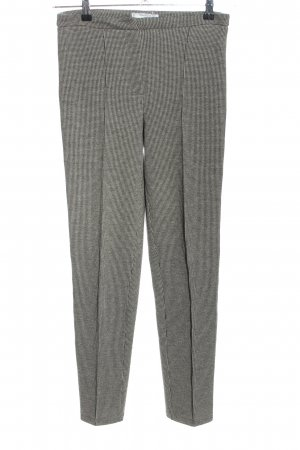 Mango Suit Stretchhose hellgrau Casual-Look