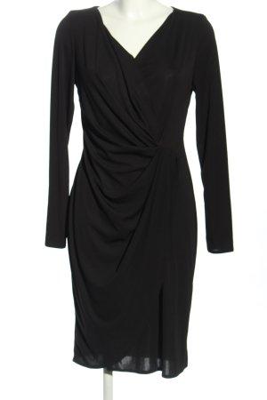 Mango Suit Robe stretch noir style d'affaires