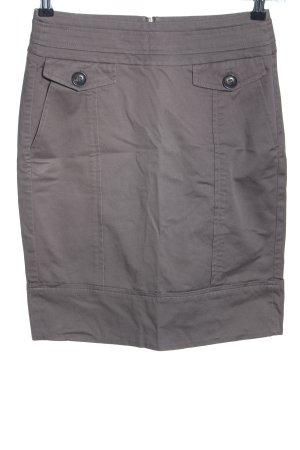 Mango Suit Stretchrock hellgrau Casual-Look