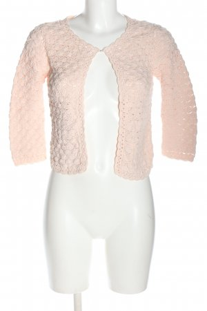 Mango Suit Strickjacke pink Casual-Look