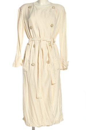 Mango Suit Trenchcoat creme Elegant
