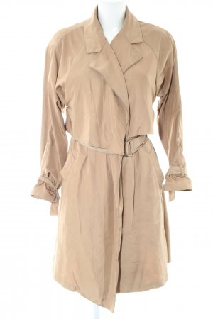 Mango Suit Übergangsmantel creme Casual-Look