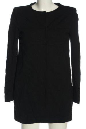 Mango Suit Übergangsmantel schwarz Casual-Look
