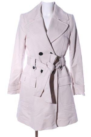 Mango Suit Übergangsmantel wollweiß Casual-Look