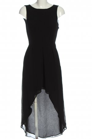 Mango Suit High Low Dress black casual look
