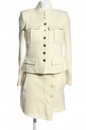 Mango Suit Web Twin Set creme Webmuster Business-Look