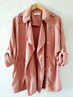 Mango Oversized Jacket apricot-dusky pink