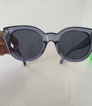 Mango Gafas azul oscuro