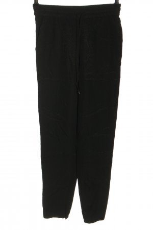Mango Pantalone fitness nero elegante
