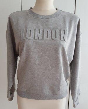 Mango Sweatshirt London Gr. M