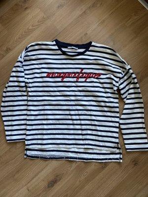 Mango Sweatshirt mit Details