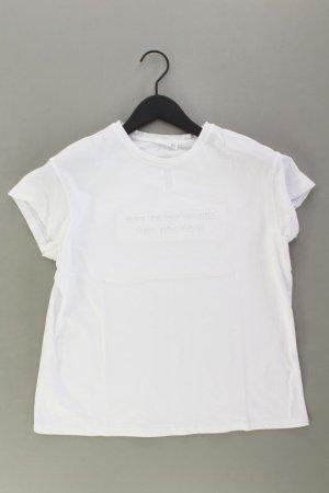 Mango T-shirt bianco sporco