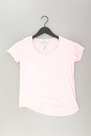 Mango T-Shirt Größe XS Kurzarm rosa