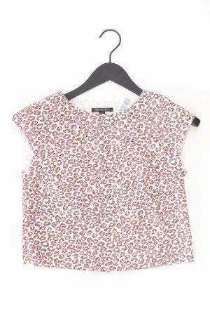 Mango T-Shirt Größe XS neuwertig Kurzarm creme aus Polyester