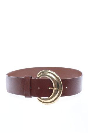 Mango Waist Belt brown casual look