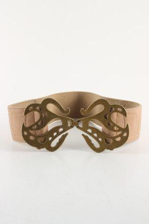 Mango Taillengürtel nude-bronzefarben Casual-Look