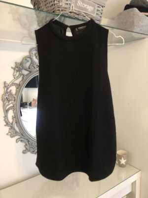 Mango Top cut-out nero