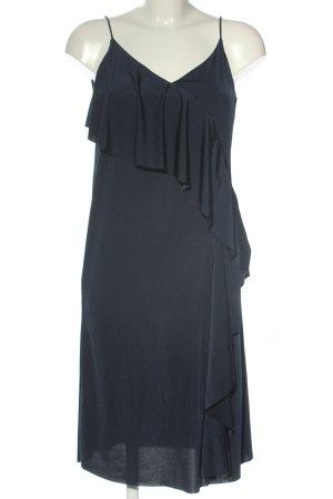 Mango Pinafore dress blue casual look