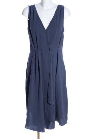 Mango Trägerkleid blau Casual-Look