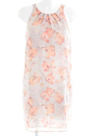 Mango Trägerkleid rosé-apricot Blumenmuster Casual-Look