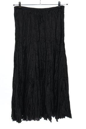 mango tree Crash Skirt black casual look