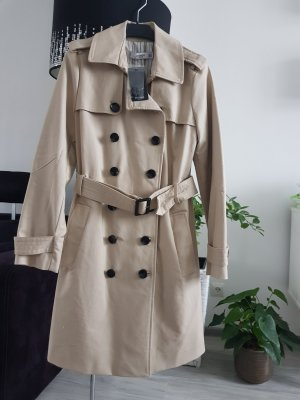 Mango Trench Coat beige
