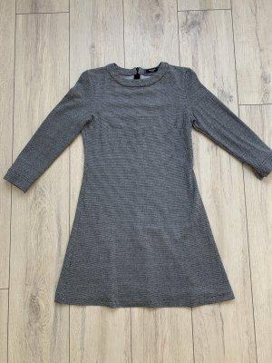 Mango - Trendy Kleid Schwarzweiß - EUR S