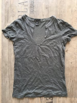 Mango T-shirt gris